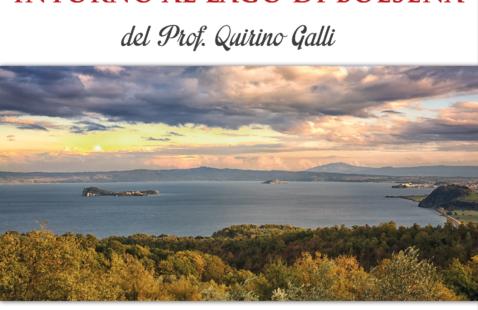Miti e leggende intorno al Lago di Bolsena - 22 Agosto 2018