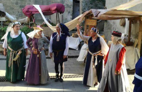 Un evento medievale unico e magistrale